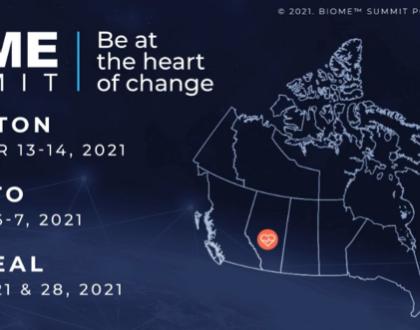 Cardiotrack es reconocido por Novartis Canadá en la BIOME SUMMIT 2021